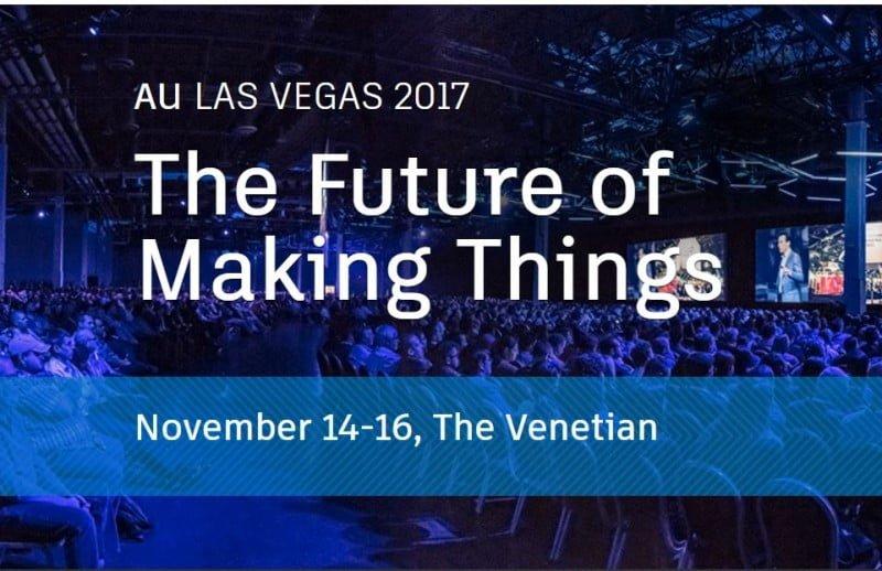 """IDP ha participado en el evento """"The Future of Making Things"""" organizado por Autodesk en las Vegas"""