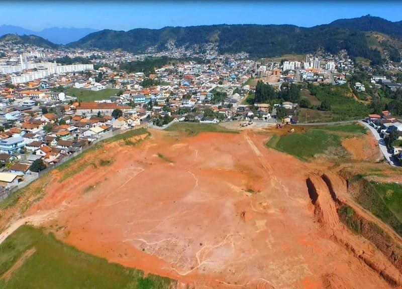 IDP inicia la dirección de obra del nuevo centro logístico de Koerich en Biguaçu (Brasil)