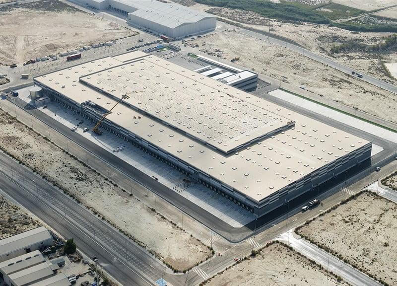 IDP finaliza a gestão da obra do novo centro de distribuição dos supermercados LIDL em Espanha