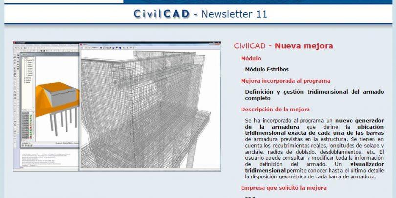 mejora civilcad