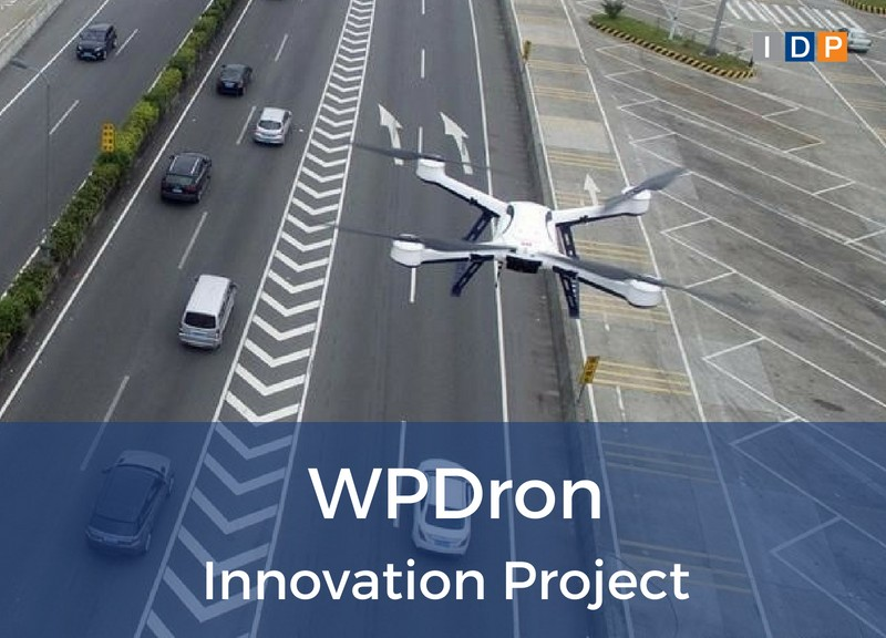 IDP participa en el Proyecto de innovación WPDron promovido por el CDTI