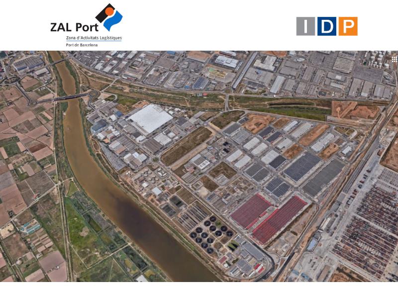 IDP se adjudica de la nueva nave logística en la ZAL del Puerto de Barcelona