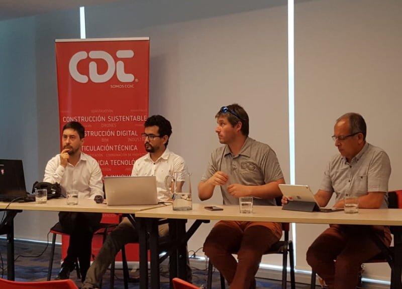 IDP Chile participa en la Conferencia Tecnológica: BIM y Facility Management