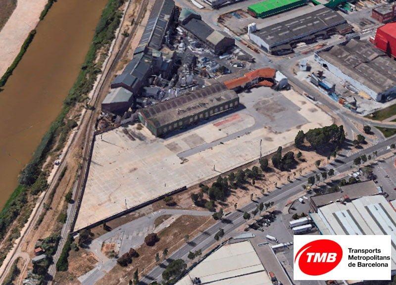 IDP se adjudica el proyecto para el nuevo almacén central de TMB en el Polígono Industrial de la Zona Franca en Barcelona