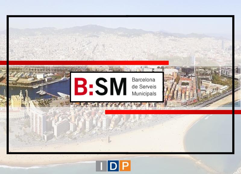 IDP realiza la implementación de la metodología BIM en BSM