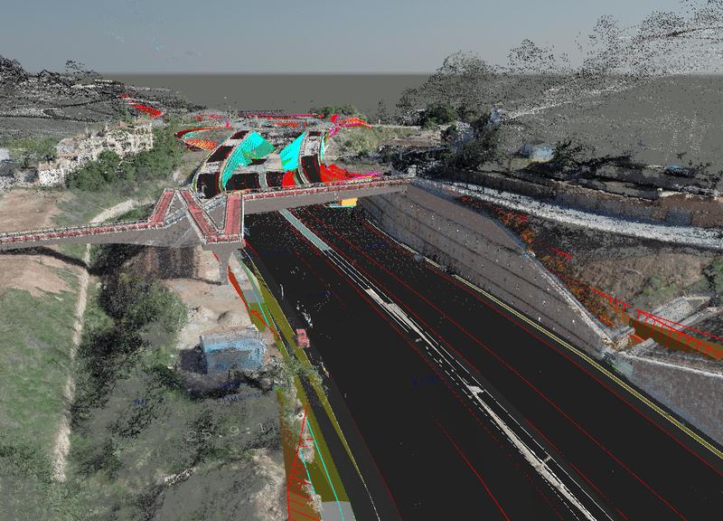 IDP invierte en un nuevo equipo de escáner láser 3D para el levantamiento de nube de puntos