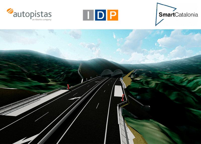 """IDP y Abertis Autopistas presentan la ponencia """"Smart BIM: Road C32 Case"""" en el SCEWC 2019 de Barcelona"""