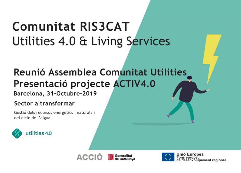 Celebración de la tercera asamblea general del proyecto ACTIV4.0