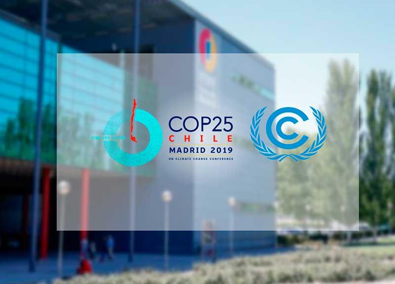 ARRANCA EN MADRID LA CONFERENCIA DE LAS PARTES DE LA CONVENCIÓN MARCO DEL CAMBIO CLIMÁTICO DE LA ONU (COP25)