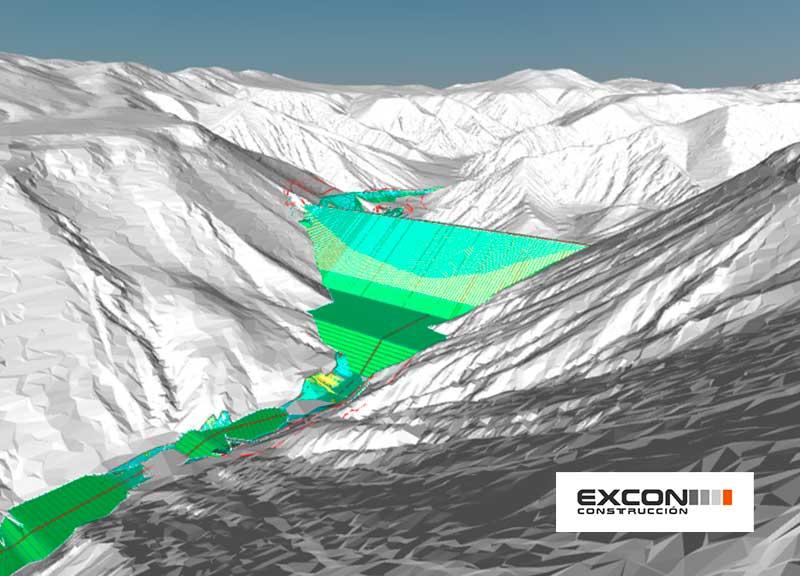 IDP realiza en BIM la presa de relaves de la mina Quebrada Blanca en Chile