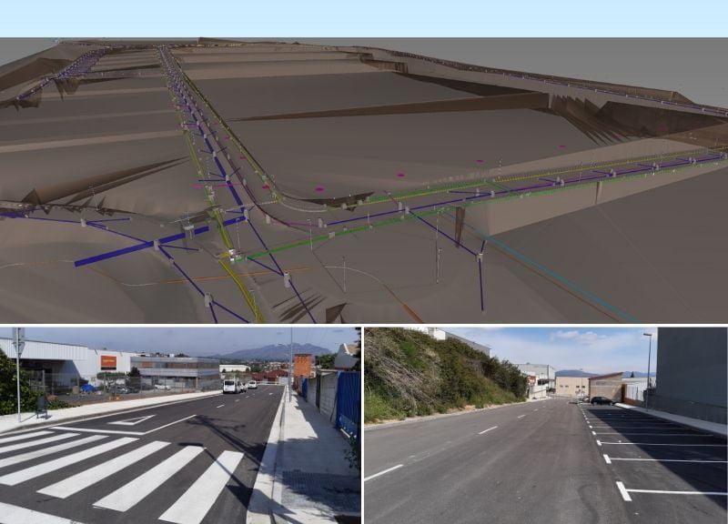 IDP finaliza la dirección de obra del Polígono Industrial Sesrovires (Barcelona)