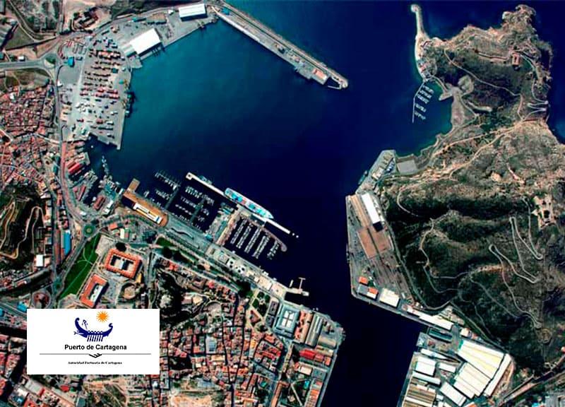 IDP y Aquatec se adjudican la AT para implantar GIS y BIM en la Autoridad Portuaria de Cartagena